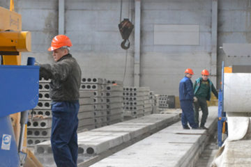 Изготовление железобетонных изделий в Крыму