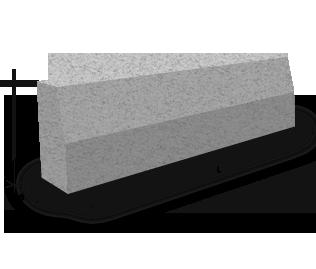 Бортовой камень БР 100.45.18