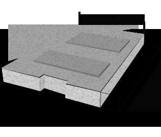 Крышка лотка КР-3