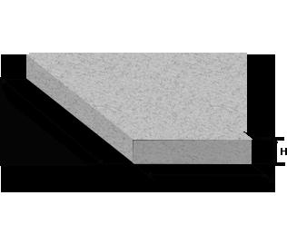 Плита П-5д-8