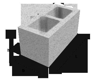 пустотелый бетон